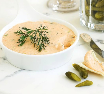 Spicy Salmon Pate