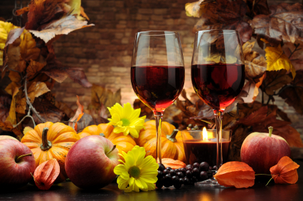Let's Give Thanks - for Wine!