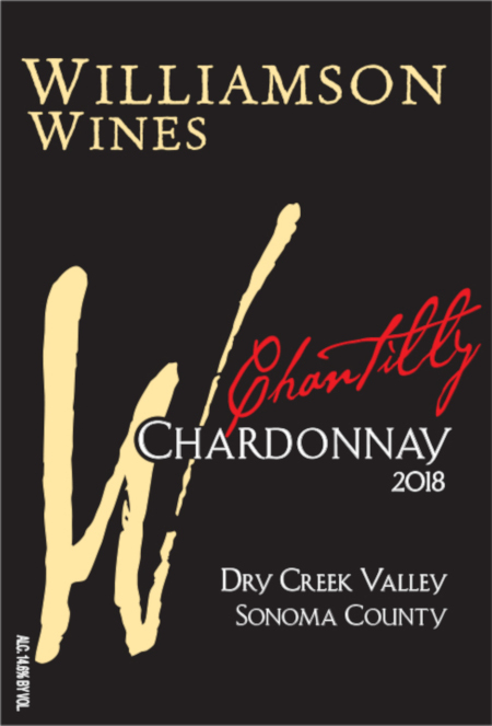 Chantilly Chardonnay 2018