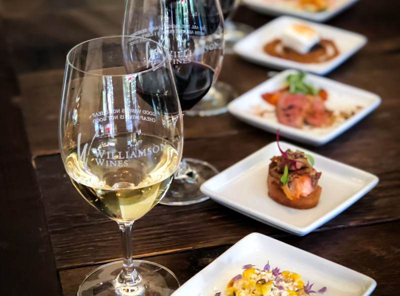 Healdsburg Wine & Food Pairings