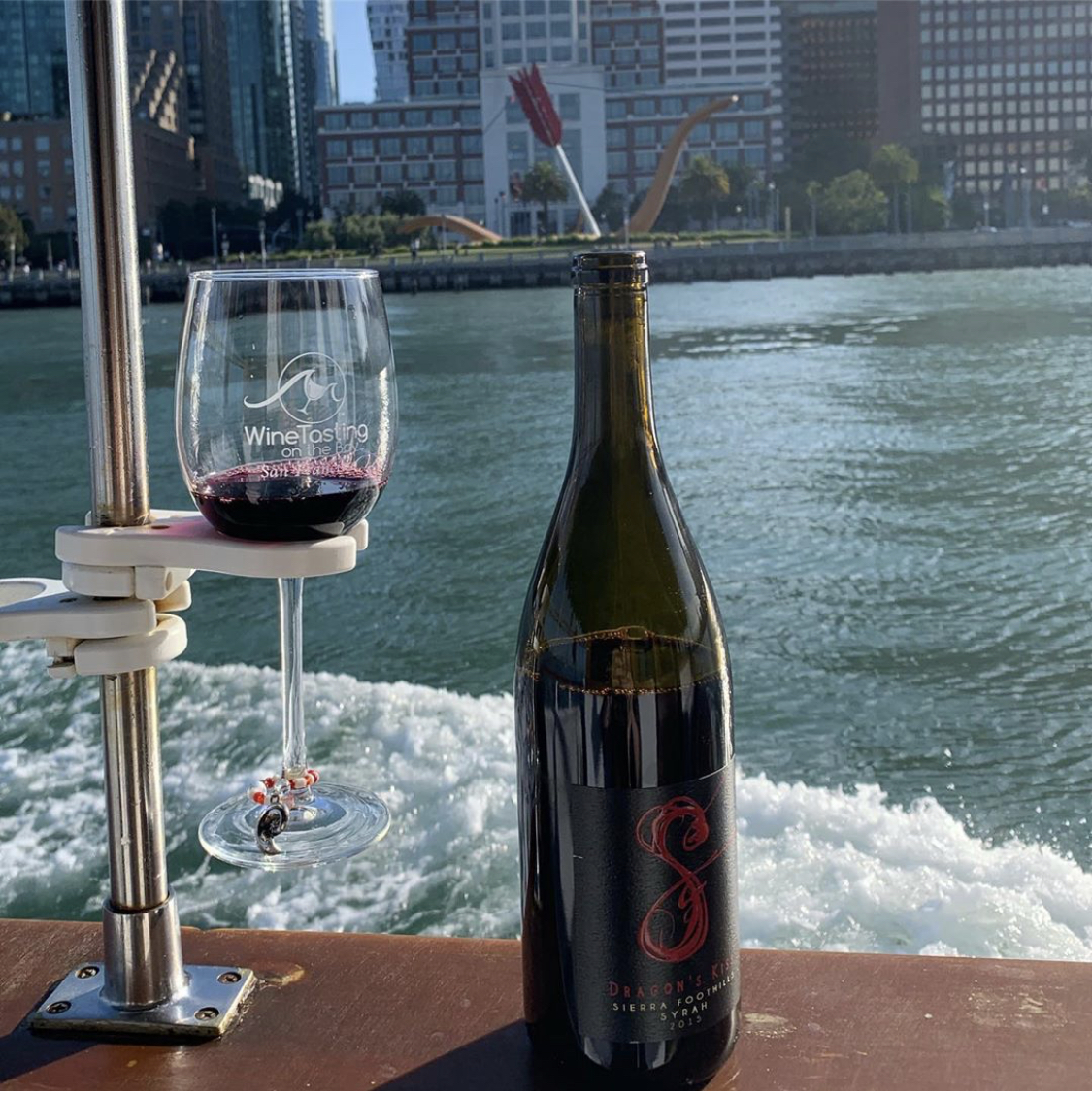 Private San Francisco Bay Cruise (Oct. 20th, 12-2pm)