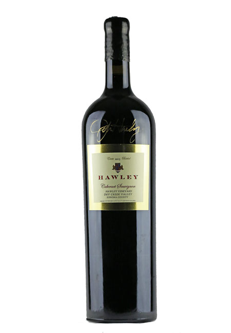 2015 Estate Cabernet Sauvignon, Hawley Vineyard 3L Double Magnum