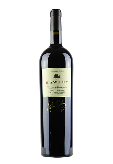 2015 Estate Cabernet Sauvignon, Hawley Vineyard 1.5L Magnum