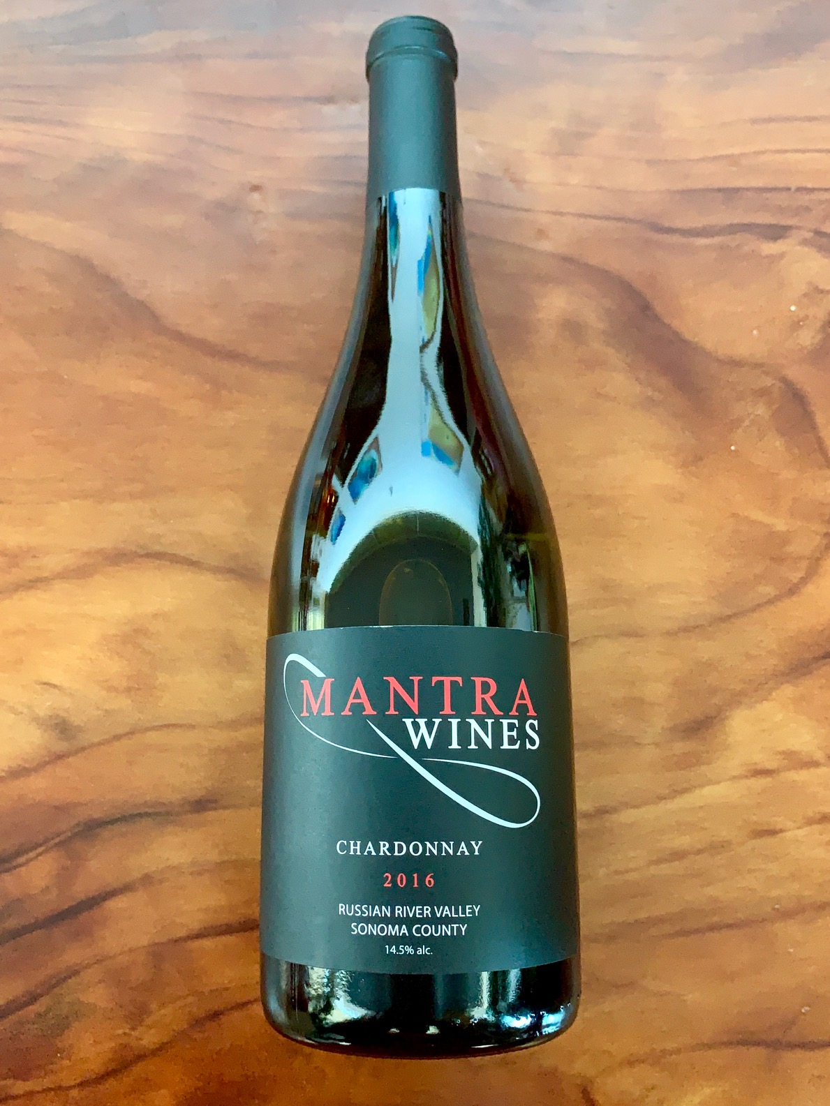 2016 Mantra Russian River Chardonnay
