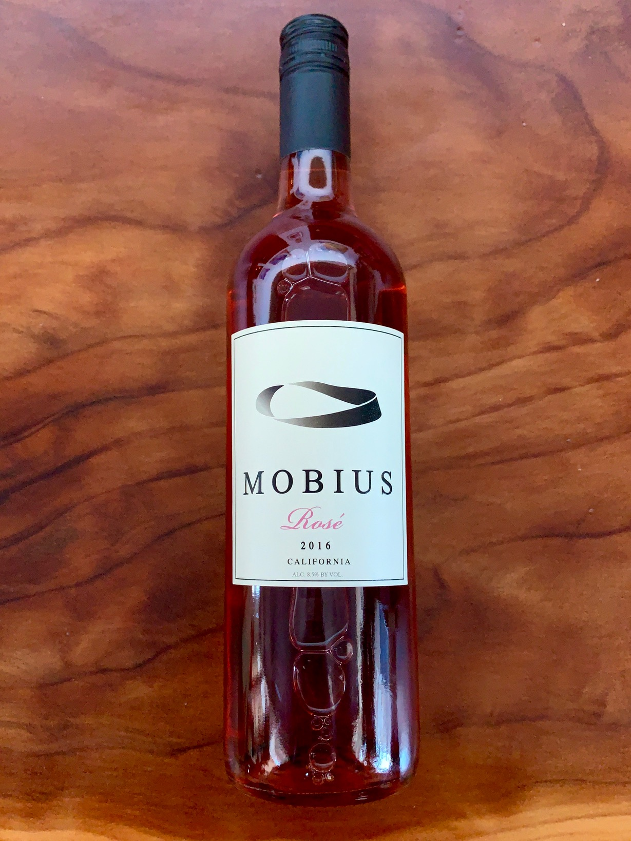 2016 Mobius Sonoma County Rose