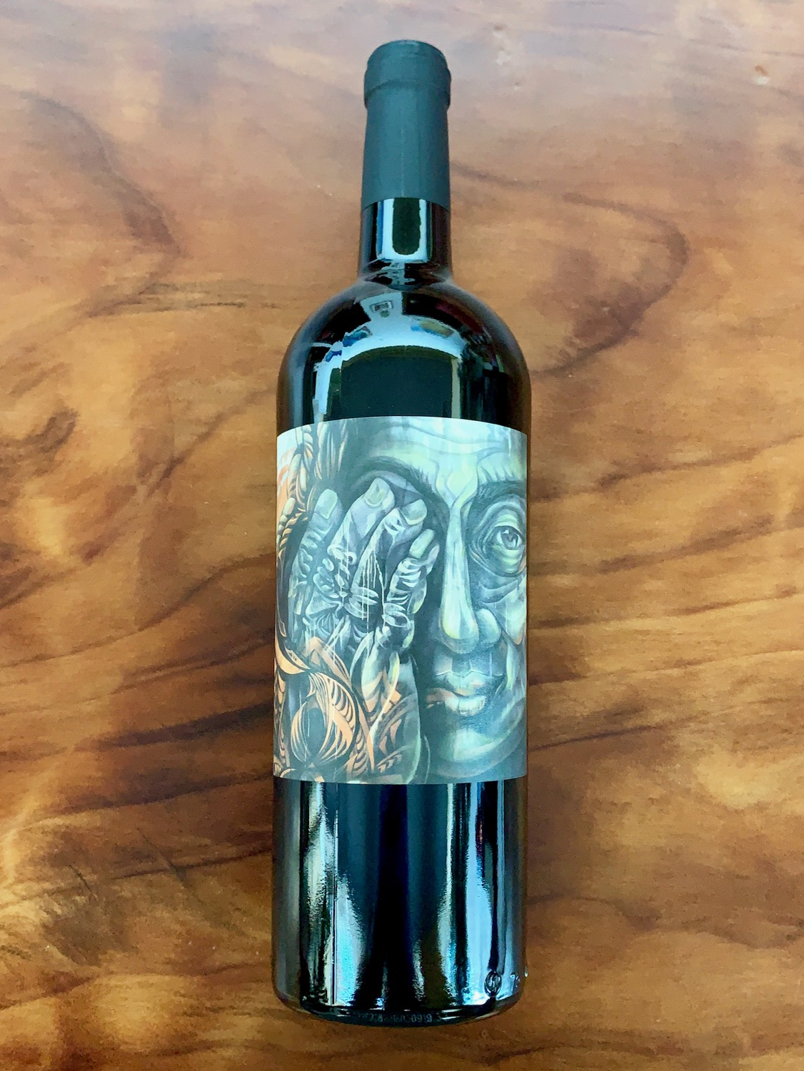 2016 The Psychic Alexander Valley Cabernet