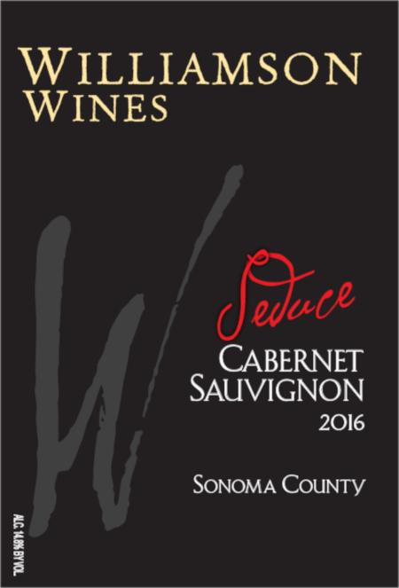 Seduce Cabernet Sauvignon 2016