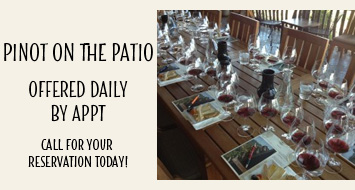 ENJOY OUR SEATED TASTING!