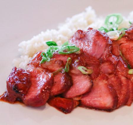 Sweet & Sticky Chinese Pork