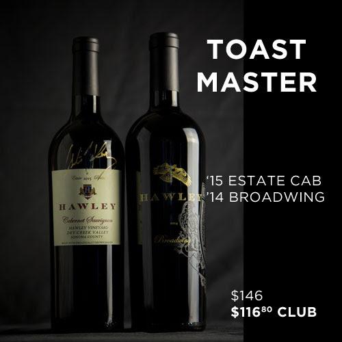 Toast Master Gift Set