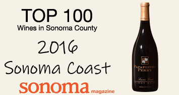 VOTED A TOP 100 WINE<br> ACQUIRE YOURS TODAY!