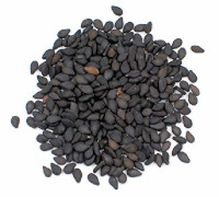 Sesame Seed Black (whole)