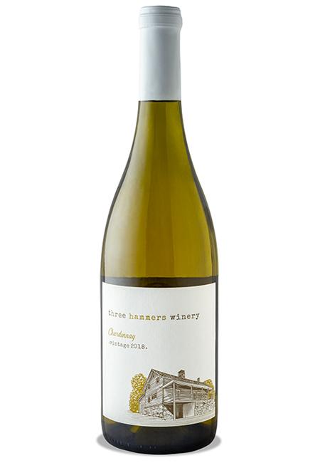 Unoaked Chardonnay - 2018