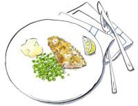 Dish Drawing
