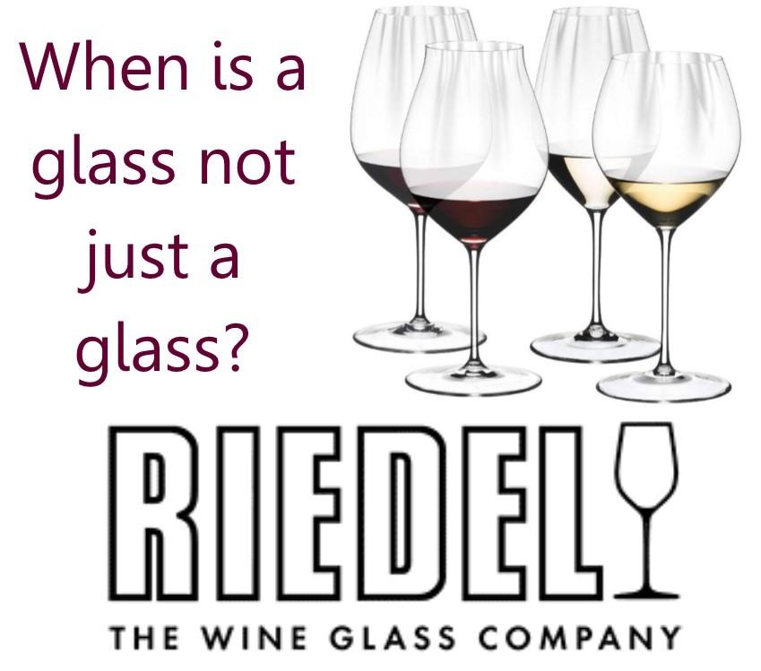 Riedel Wine Glass Seminar - Non Member