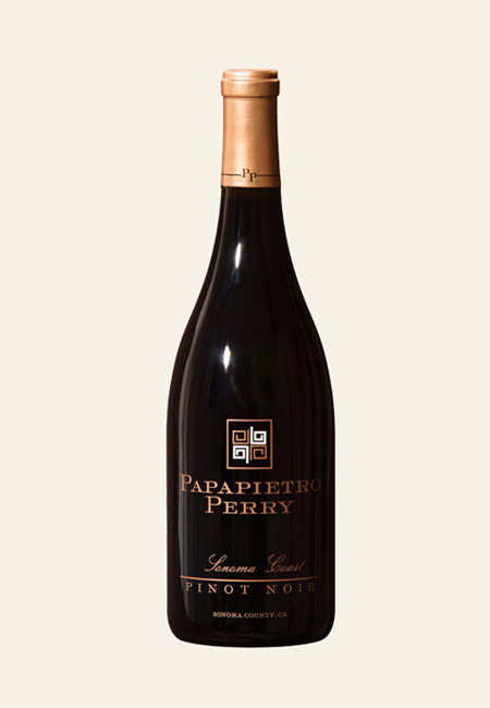 2018 Sonoma Coast ~ Pinot Noir ~  750 ml
