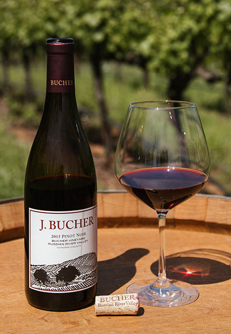 2017 Pinot Noir Bucher Vineyard Russian River Valley