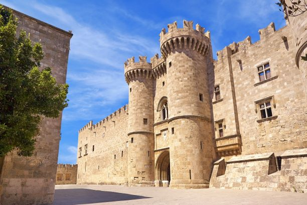 The Palace of the Grand Masters, Rhodes