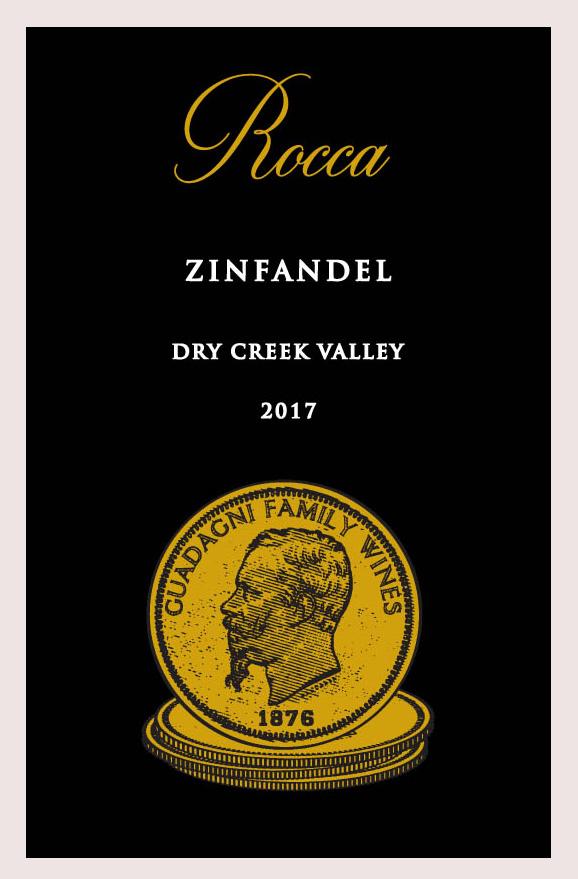 2017 Rocca Zinfandel