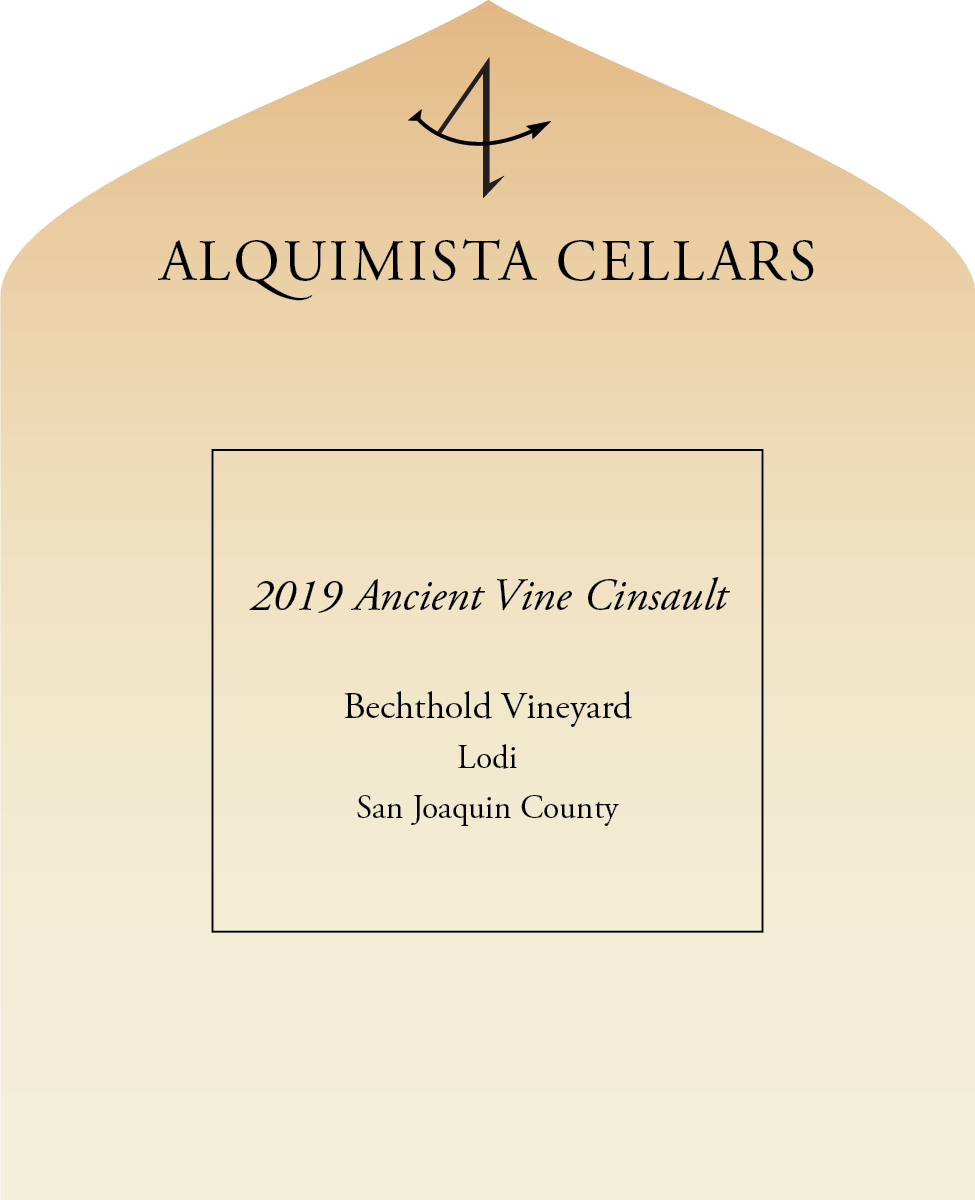 2019 Bechthold Vineyard Ancient Vine Cinsault