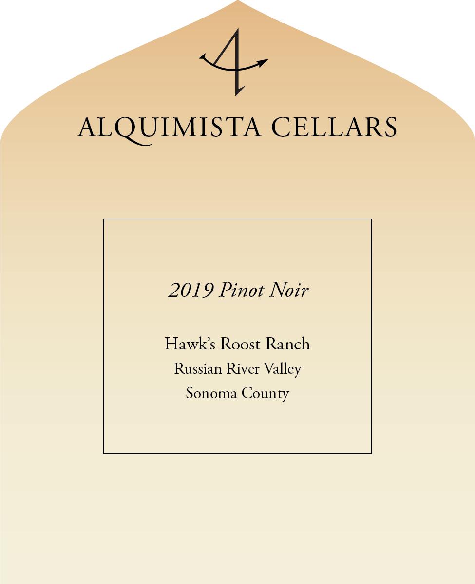 2019 Hawks Roost Pinot Noir