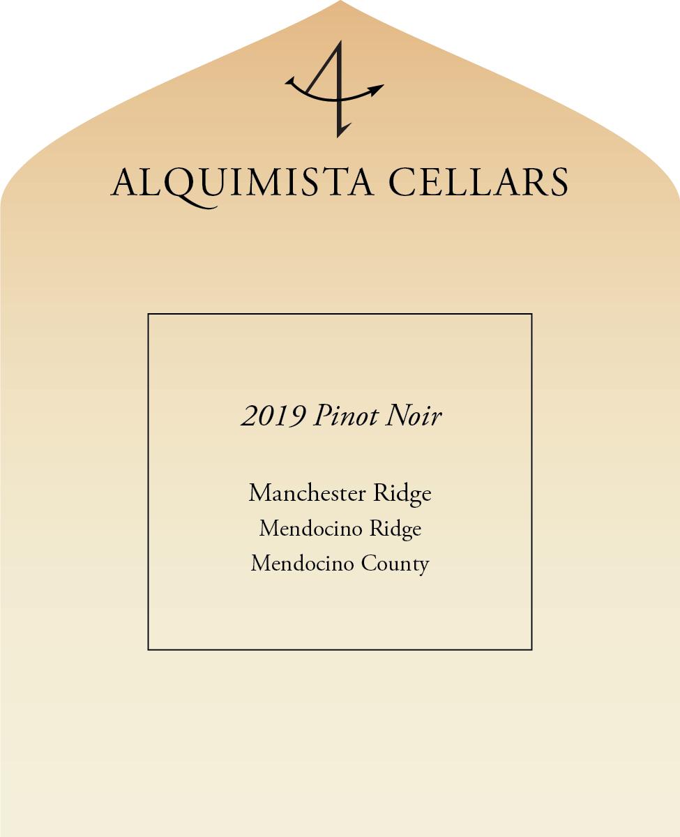 2019 Manchester Ridge Pinot Noir