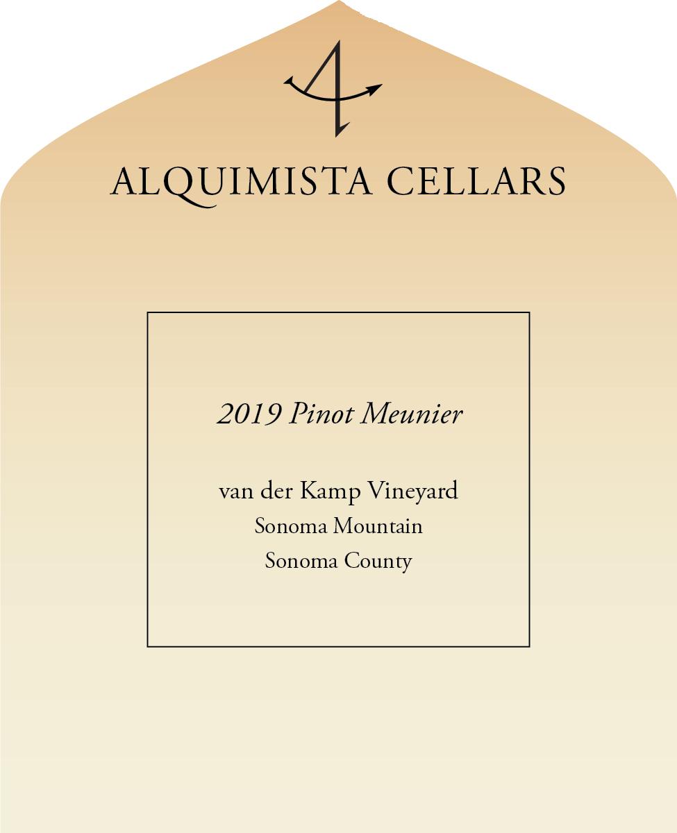 2019 van der Kamp Pinot Meunier