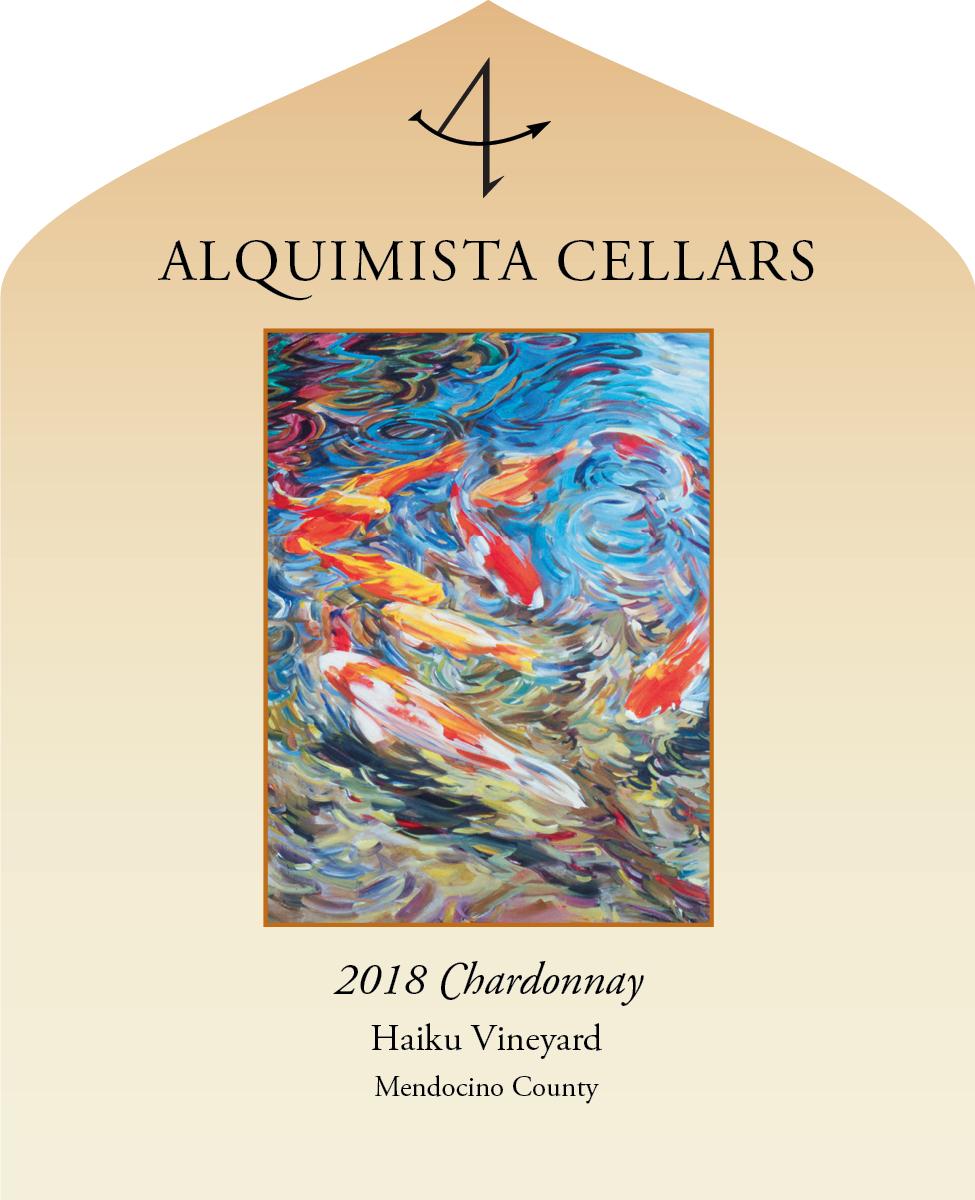 2018 Haiku Vineyards Chardonnay