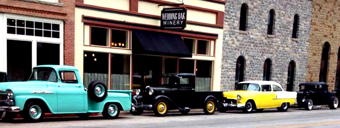 San Saba APRIL Wine Club Pick Up Location
