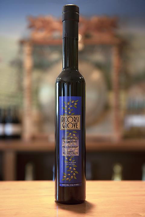 Accorsi Grove Estate Olive Oil