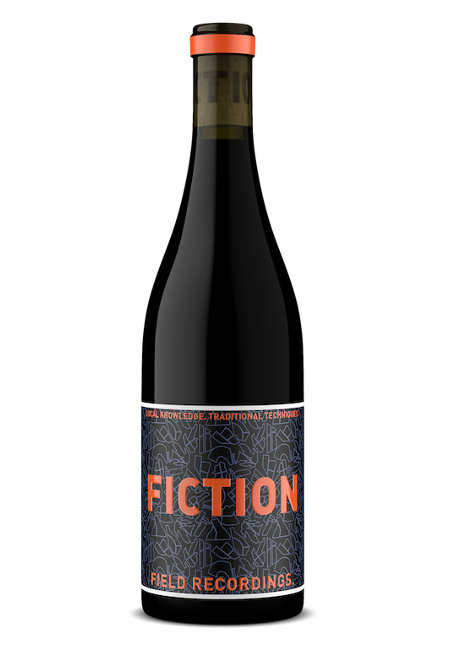 2018 Fiction Red Blend - case
