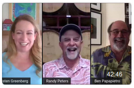 April 23 Pinot Time Ben Kristen Randy