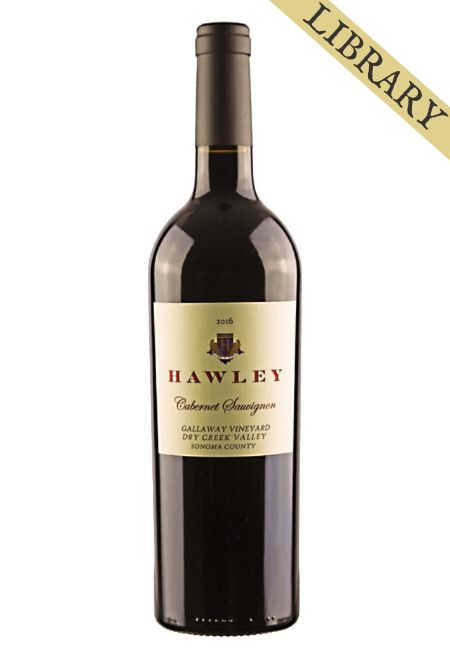 2016 Cabernet Sauvignon, Gallaway Vineyard -Club Exclusive-