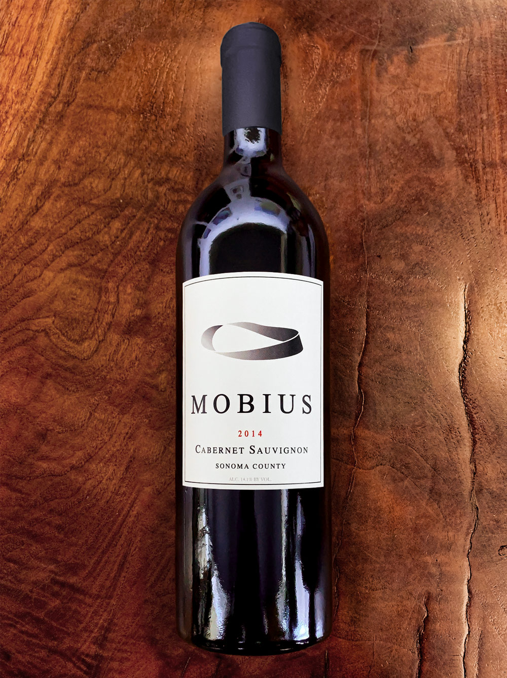 2014 Mobius Sonoma County Cabernet