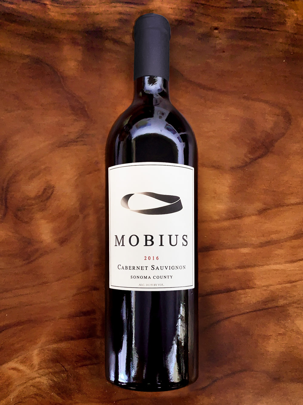 2016 Mobius Sonoma County Cabernet