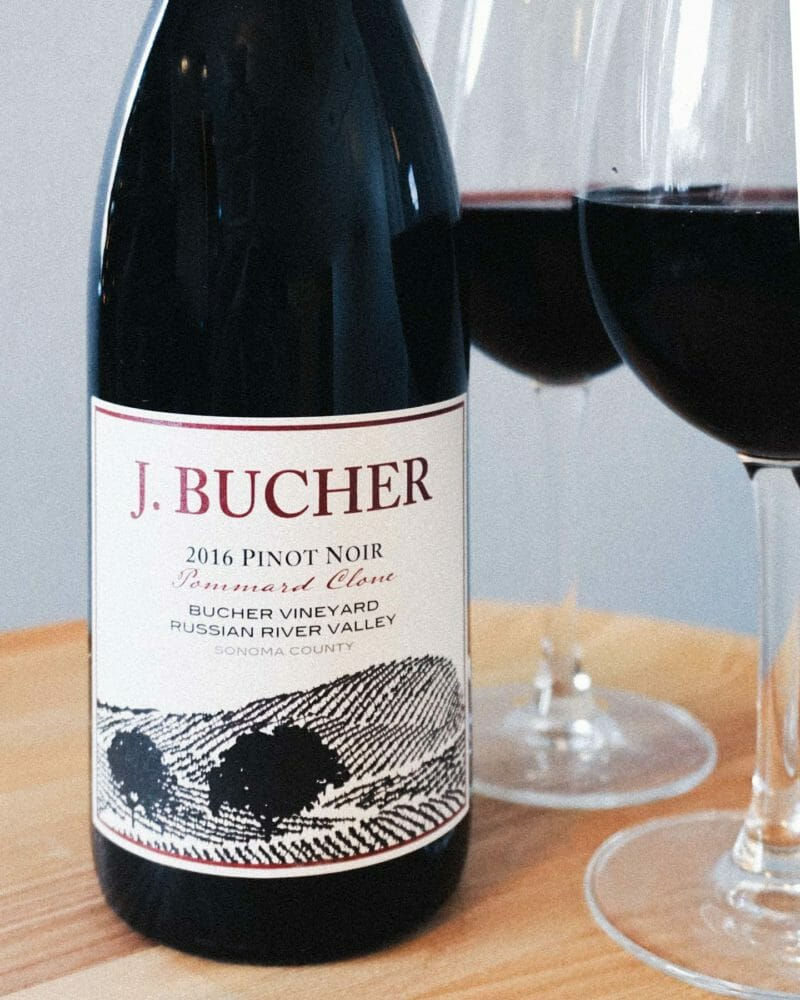 The Kosmopoliman: Bucher Wines is for Pinot Noir & Chardonnay Lovers