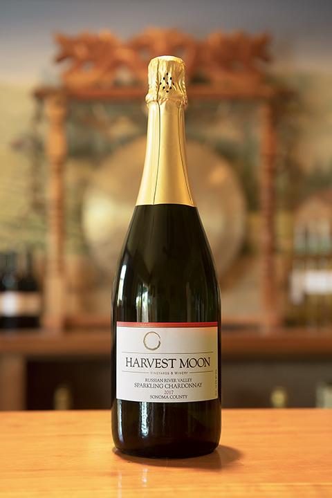 Dry Sparkling Chardonnay 2017