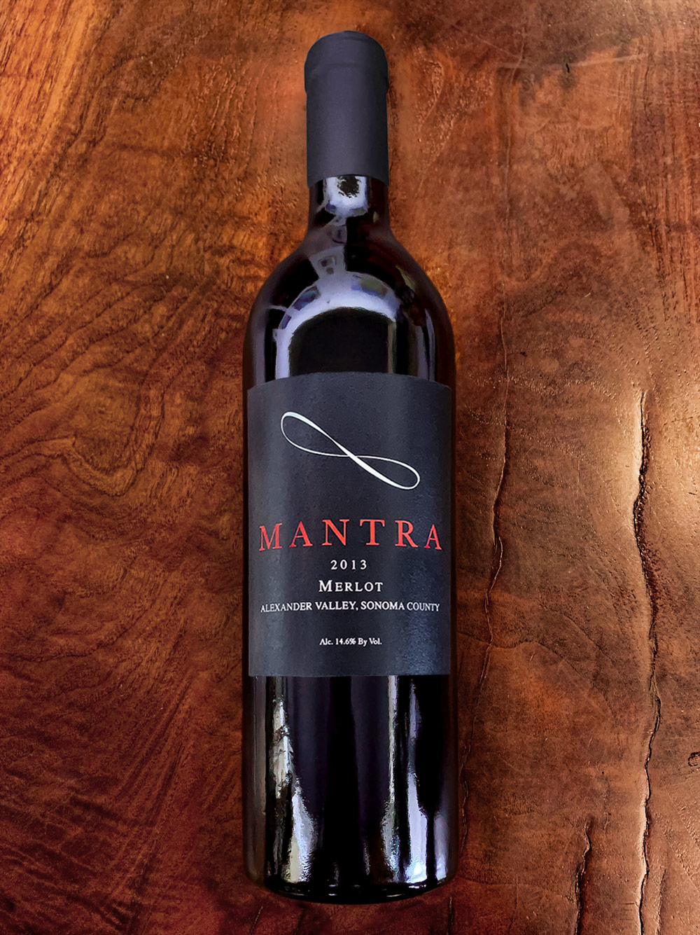2013 Mantra Alexander Valley Merlot