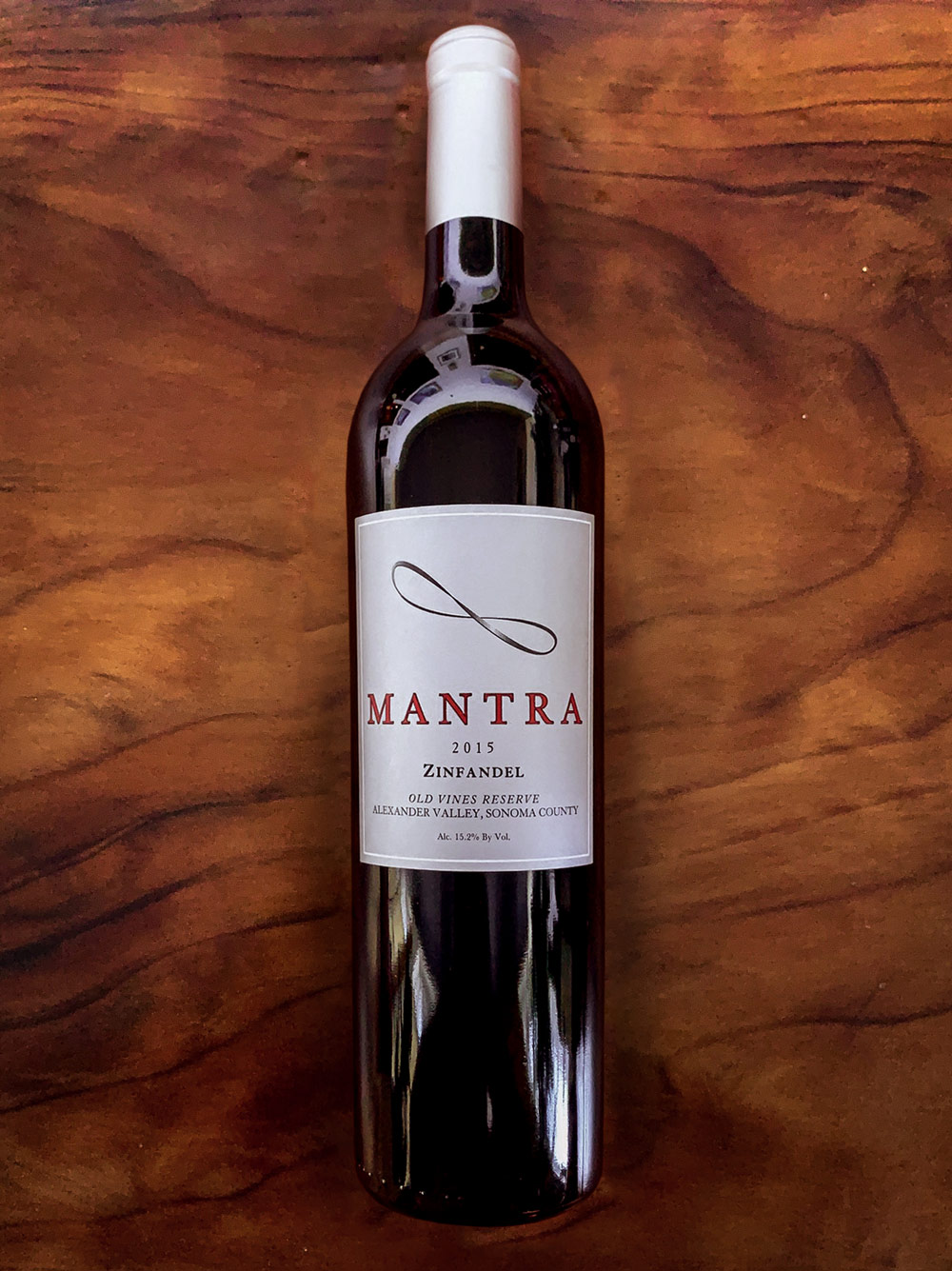 2015 Mantra Old Vines Zinfandel Reserve