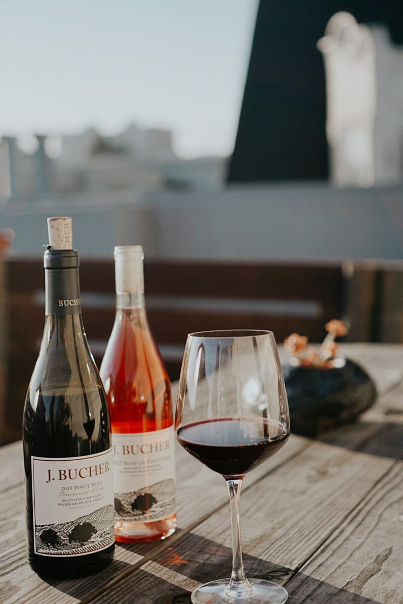 Mid Week Bucher Wines Wine Down