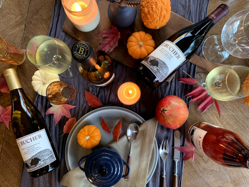 Bay Area Buzz: Bucher Wines for the holidays