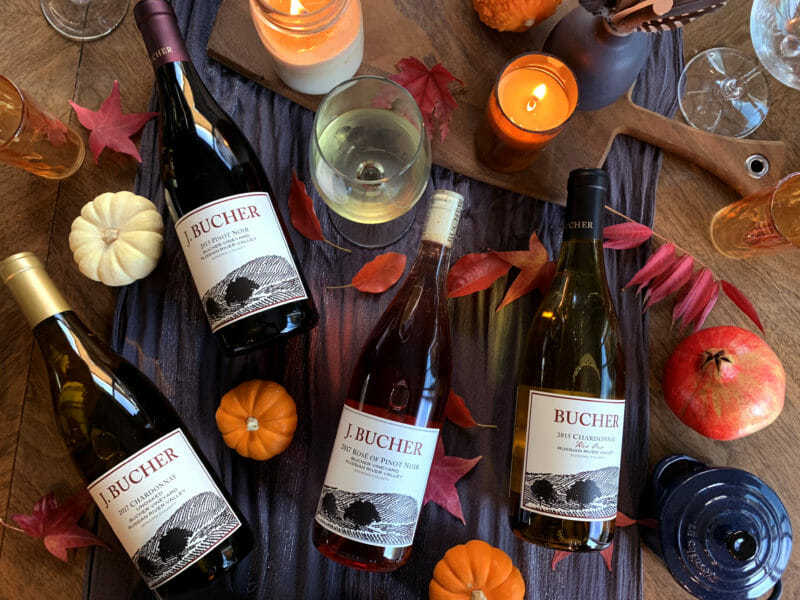 Bay Area Buzz Holiday Fun With Bucher Wines