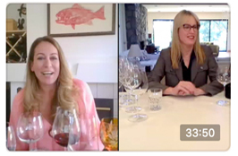 Winery weekly update with Kristen and Susan