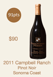 2011 Campbell Ranch bottle