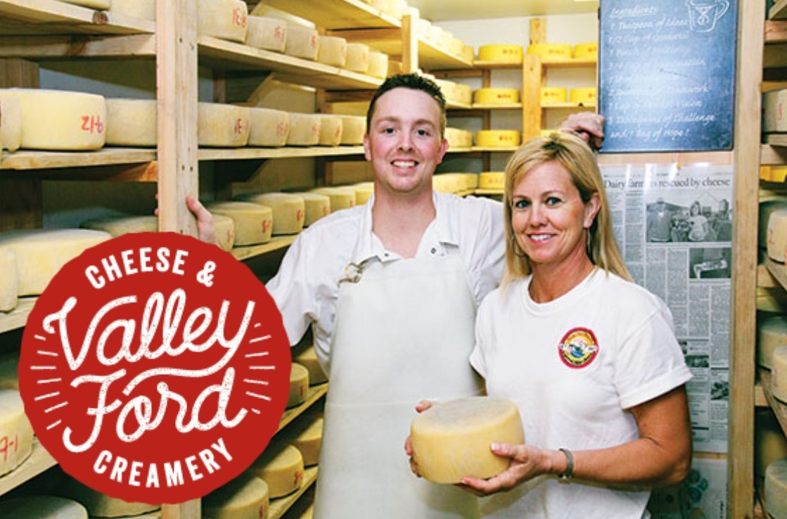 Valley Ford Cheese Creamery Papapietro Perry Pinot Noir Tasting