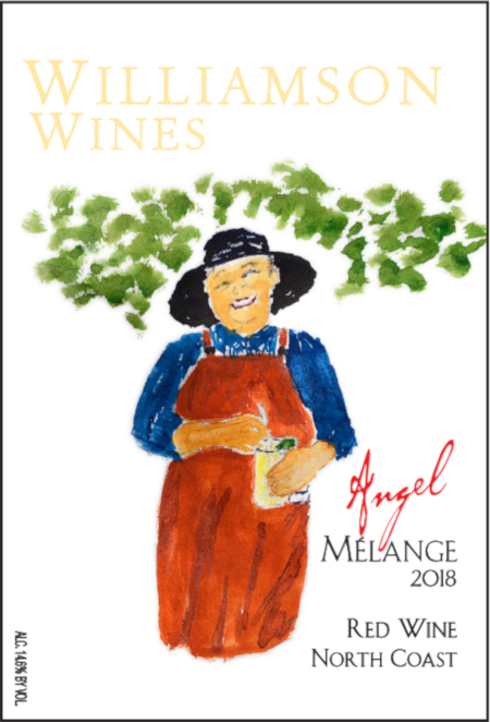 Angel Melange 2018