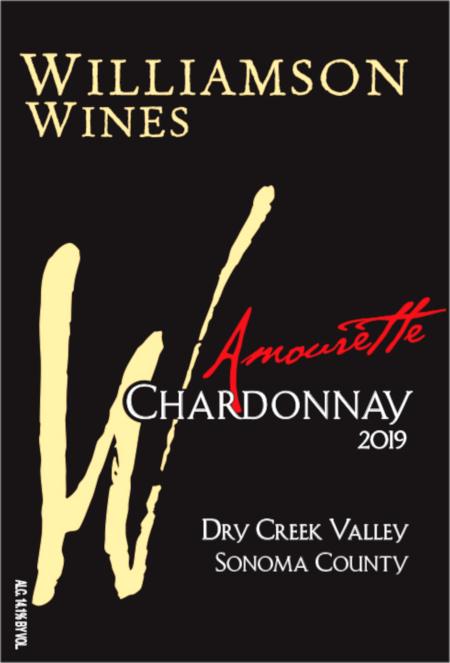 Amourette Chardonnay 2019