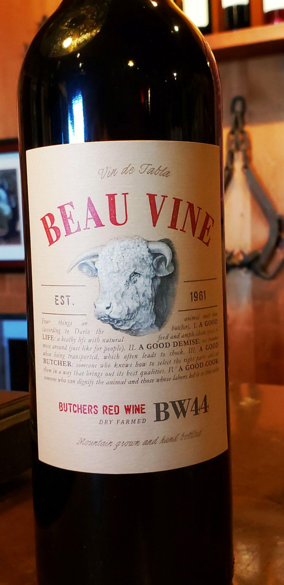 Beau Vine