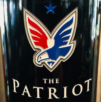 The Patriot Wine Label