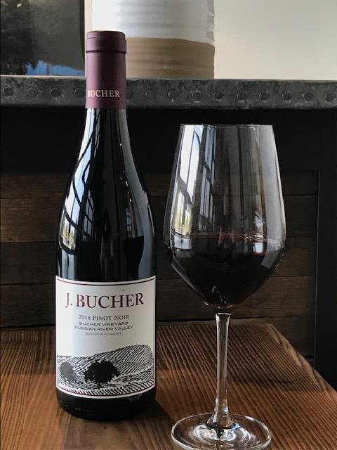 2018 Pinot Noir Bucher Vineyard Russian River Valley